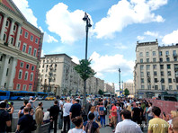 Москва, 27 июля 2019 года