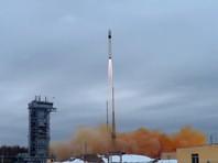 Фото: пуск РКН «Рокот» с космодрома Плесецк, 31 марта 2015 года