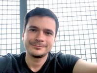 Илья Яшин повторно задержан на выходе из спецприемника, где он отбывал административный арест