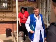Незарегистрированного кандидата в Мосгордуму Юлию Галямину задержали после отбытия второго ареста