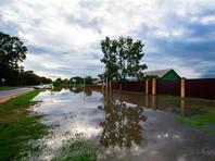 Китайские туристы застряли по пути на родину из-за паводка в Приморье