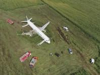 Утром 15 августа Airbus A321, следовавший рейсом Москва - Симферополь, после вылета из аэропорта Жуковский совершил жесткую посадку в поле в Раменском районе Московской области