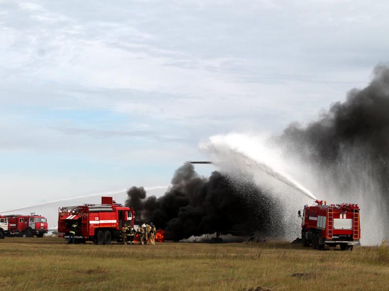 МЧС отработало действия при пожаре и эвакуацию пассажиров за несколько часов до жесткой посадки Boeing в Барнауле, поэтому происшествие поначалу приняли за учения