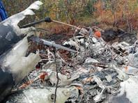 На севере Красноярского края обнаружен пропавший в августе вертолет Ми-2