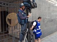 Росгвардия считает, что журналисты на митингах должны носить опознавательные жилеты и не раскрывать личности силовиков