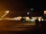 В Барнауле около 50 человек пострадали в результате жесткой посадки лайнера