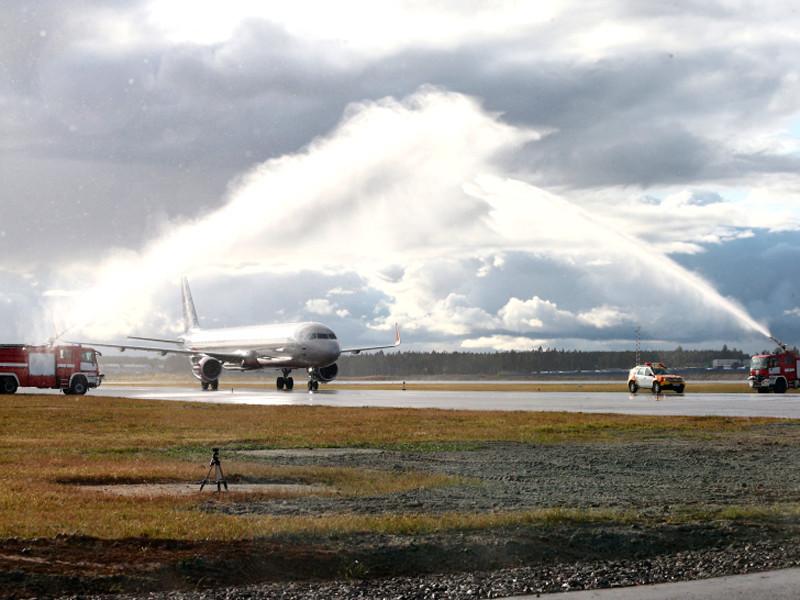 В Международном аэропорту Шереметьево в эксплуатацию введена третья взлётно-посадочная полоса (ВПП-3)