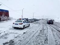 Норильск засыпало первым осенним снегом (ФОТО, ВИДЕО)