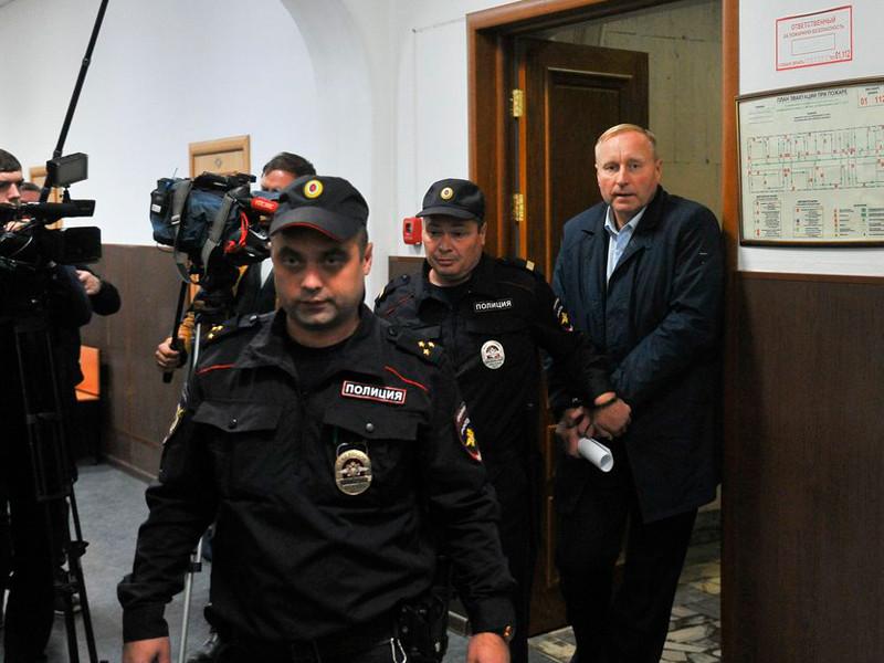 Александр Мельников в Басманном суде, 25 сентября 2019 года