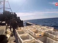 По данным ФСБ России, российские пограничники во вторник обнаружили в районе мели Кито-Ямато в Японском море две шхуны из КНДР и 11 мотоботов, занимавшихся браконьерством в исключительной экономической зоне РФ