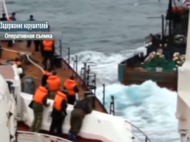 Российские пограничники часто сталкиваются с нарушителями из КНДР