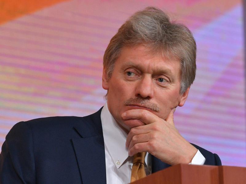 Песков поведал студентам ВШЭ о мягкости российских силовиков