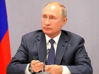 Владимир Путин повысил зарплату некоторым категориям государственных служащих с 1 октября