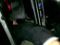 В Улан-Удэ росгвардейцы бросили дымовую шашку в автобус,