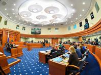 За кандидатуру Шапошникова проголосовали 28 депутатов из 45