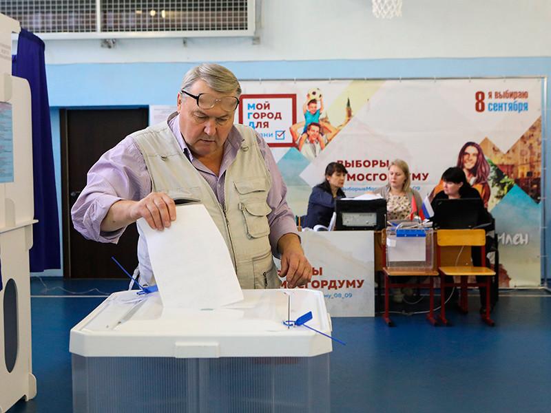 По итогам обработки 99,47% протоколов участковых избирательных комиссий 20 мест в Мосгордуме седьмого созыва из 45 получат кандидаты от системной оппозиции