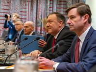 Сергей Лавров провел встречу с Майком Помпео, 27 сентября 2019 года