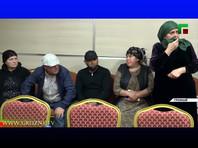 Трех уроженок Чечни, попросивших жилье у Кадырова, заставили публично извиниться (ВИДЕО)