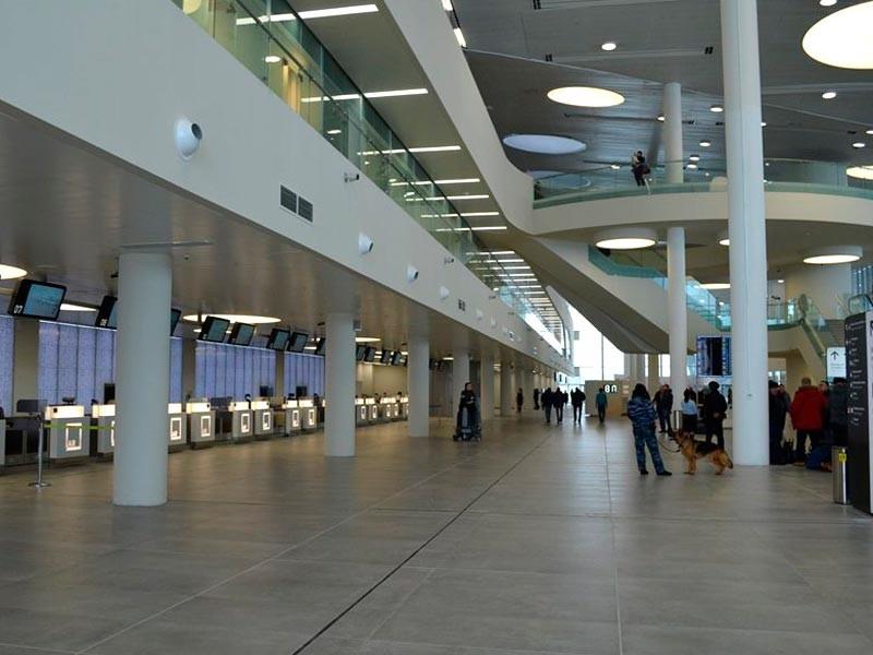 Аэропорт Курумоч имени Сергея Королёва