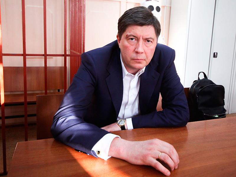 """Против экс-владельца банка """"Югра"""" Хотина возбуждено новое уголовное дело о растрате"""
