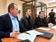 Рассмотрение в Мосгорсуде апелляции на приговор актеру Павлу Устинову, 26 сентября 2019 года