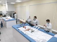 В Москве объявлен набор добровольцев,  готовых провести пять дней в имитирующей невесомость ванне