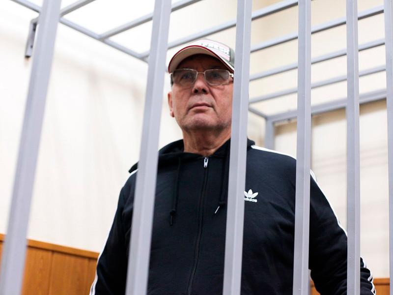 Избрание Басманным районным судом Москвы меры пресечения в отношении адвоката Дагира Хасавова, обвиняемого в воспрепятствовании правосудию