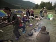 """""""Вежливые люди"""" вынудили к самороспуску отряд якутского шамана, пригрозив обвинениями в терроризме"""