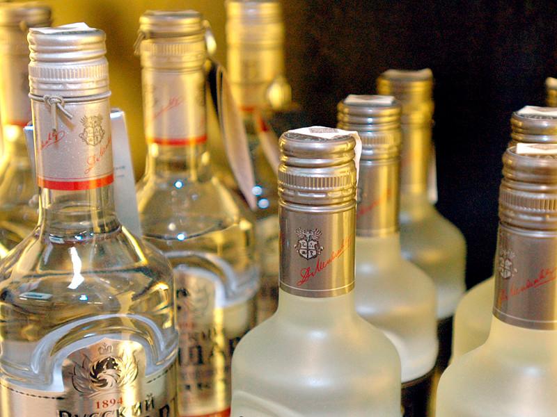 Союз производителей алкоголя предложил повысить минимальную цену водки до 233 рублей