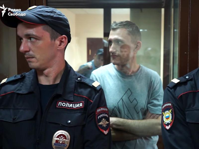 Адвокаты Котова, осужденного за нарушения правил проведения митинга, обжаловали приговор