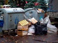 В России ежегодно выбрасывают 17 миллионов тонн еды