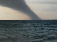 Жителей Новороссийска напугало редкое облако, которое перепутали со смерчем (ФОТО, ВИДЕО)