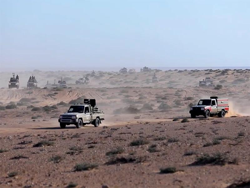 """В Ливии """"вагнеровцы"""" оказывают поддержку Ливийской национальной армии (ЛНА) генерала Халифы Хафтара в боевых действиях в районе Триполи"""