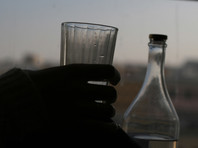 Минздрав: за год алкогольным психозом заболели 75 тысяч россиян