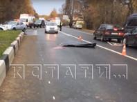 В Нижегородской области мотоциклист погиб, разогнавшись на следственном эксперименте по просьбе полиции