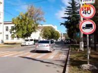 Улица Московская, которой дали имя Путина, находится в центре Цхинвала. На ней располагается Югоосетинский государственный университет, а также обелиск воинам, погибшим в годы Великой Отечественной войны