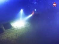 У побережья Калининградской области нашли затонувшую подводную лодку времен Великой Отечественной войны