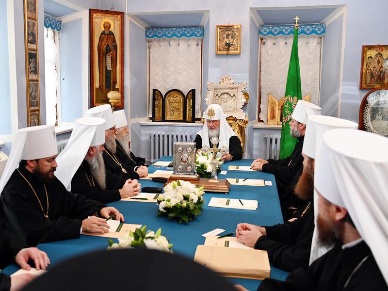 """В состав РПЦ официально вошел бывший """"русский экзархат"""" Константинополя в Западной Европе"""