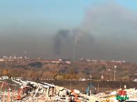 В окутавшем Омск дыме обвинили погоду и дачников (ФОТО, ВИДЕО)