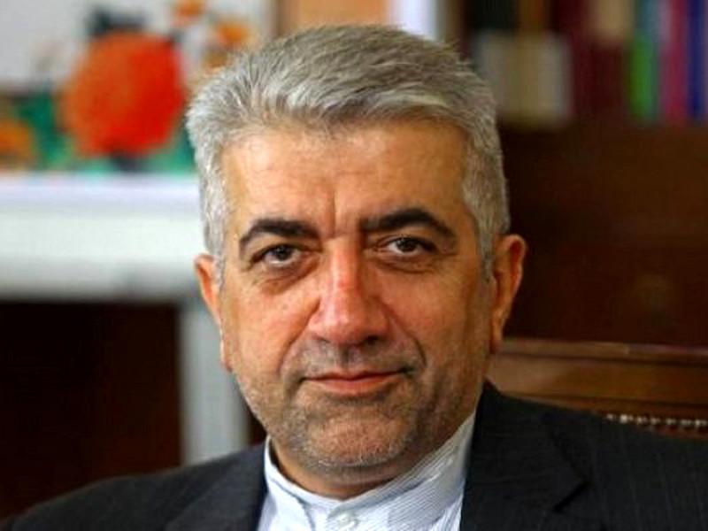 Министр энергетики Ирана Реза Ардаканиан