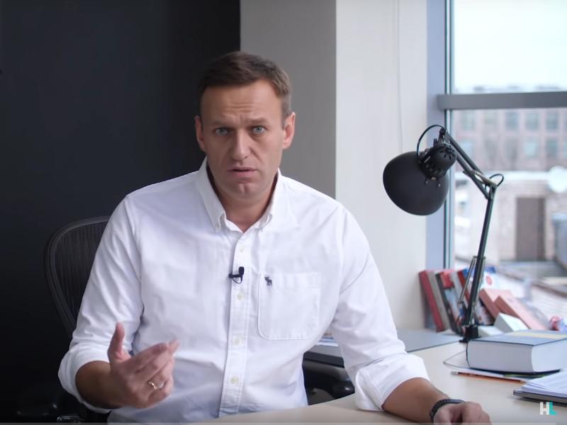 """Фонд борьбы с коррупцией (ФБК) и его основатель Алексей Навальный решили подать административный иск к президенту России Владимиру Путину в связи с уголовным делом против ФБК об """"отмывании денег"""""""