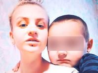 Екатерина Муранова с сыном