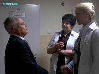 """Профсоюз """"Альянс врачей"""" проинспектировал сочинскую больницу, в которой ползают тараканы, а у пациентов вымогают деньги (ВИДЕО)"""