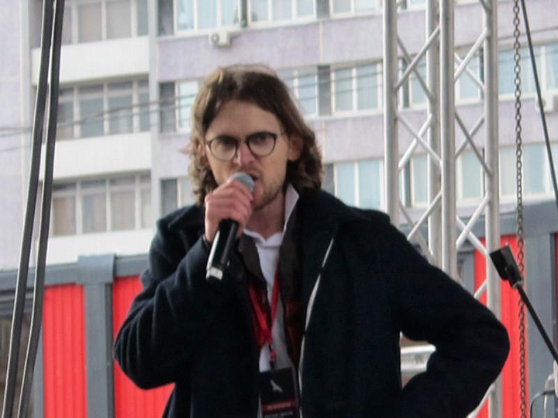 Соорганизатора протестных митингов в Москве Михаила Светова вызвали на допрос в СК