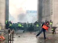 Париж, 1 декабря 2018 года
