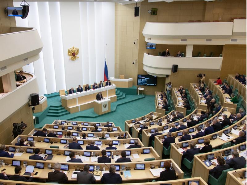 Совфед одобрил закон о признании физических лиц иноагентами