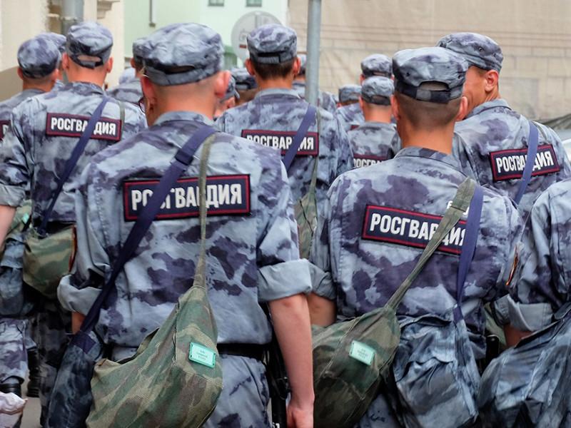 Сумма, которую Росгвардия требует за ущерб от митингов, эквивалентна 5% от контракта на охрану дворца Кадырова