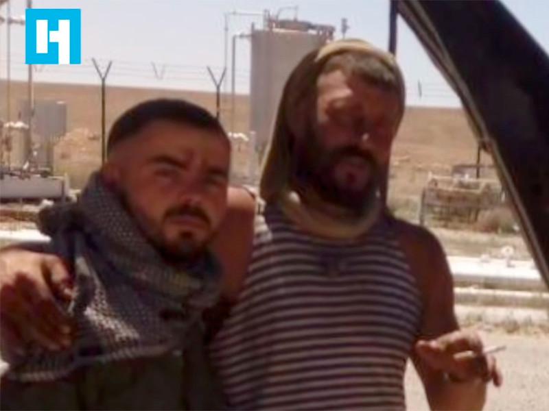 """Журналисты вычислили троих предполагаемых """"вагнеровцев"""" из видео казни в Сирии. Один работает с детьми, второго уволили из полиции, третий погиб"""
