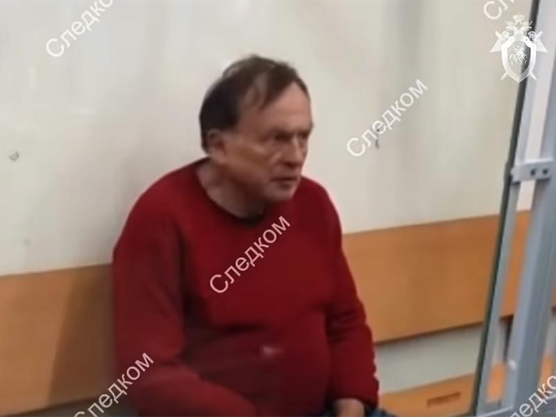 СМИ сообщили о попытке самоубийства профессора Соколова во время следственного эксперимента