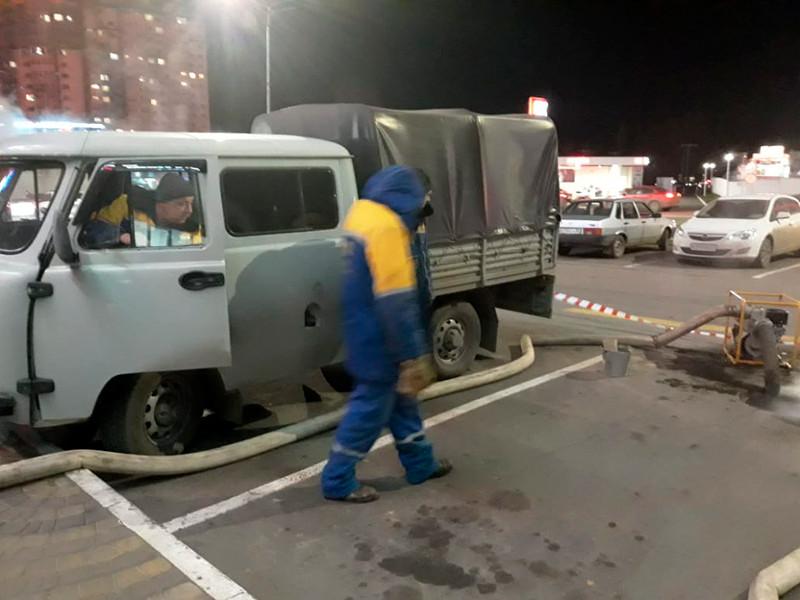 Отключение теплоснабжения и горячего водоснабжения произошло в Центральном округе Курска